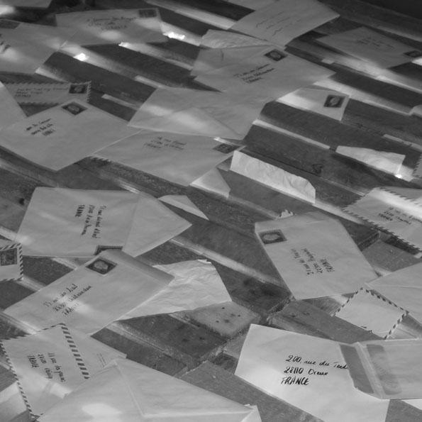 accumulation de lettre